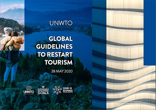 Global Guidelines to start Tourism by UNWTO