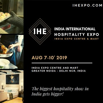 Indian International Hospitality Expo 2019