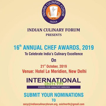 16th Annual Chef Awards