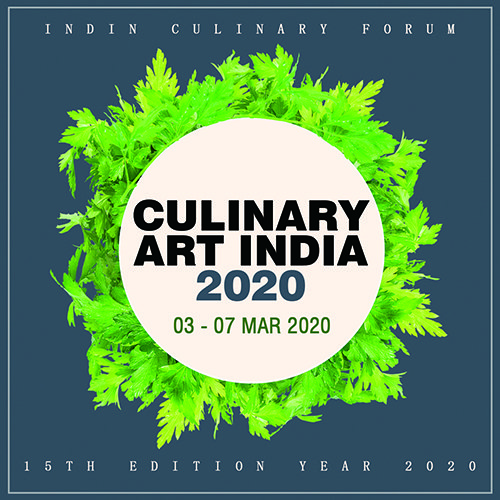 Culinary Art India 2020 by ICF