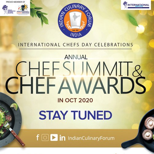 17th Annual Chef Awards & Chef Summit 2020