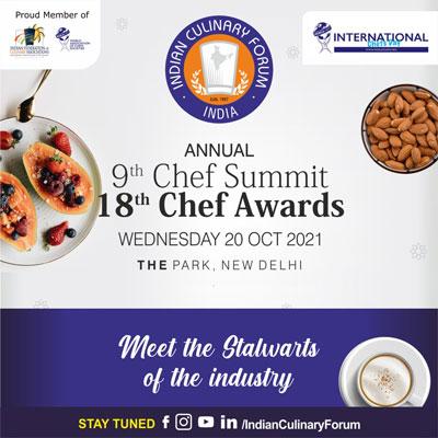 9th Chef Summit & 18th Annual Chef Awards 2021
