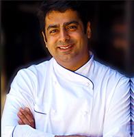 Chef Gautam Chaudhry