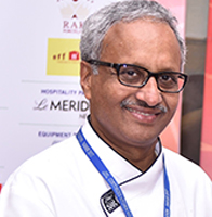 Chef Shaju Zacharia