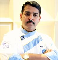 Chef Vinod K. Bhatti