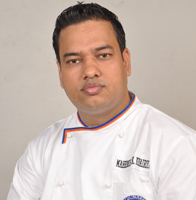 Chef Mahendra K.K.
