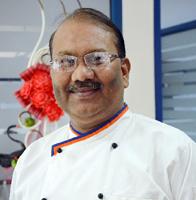 Chef Arvind Rai